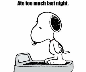 snoopy and funny image