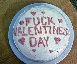cake, valentine, and funny image