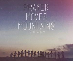 god, prayer, and faith image