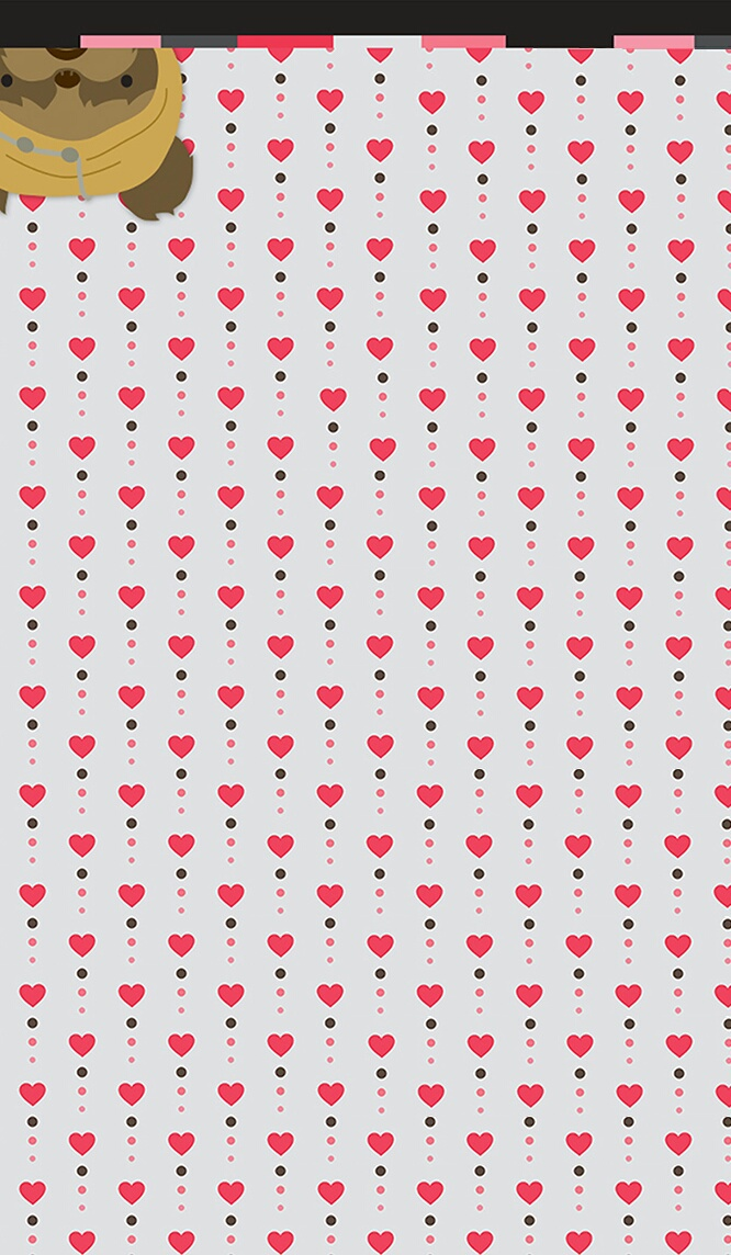 Ewok Valentine Wallpaper Shared By Marvelousgirl94