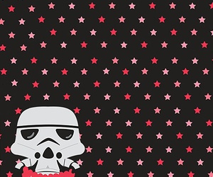 star wars, stormtrooper, and Valentine Day image