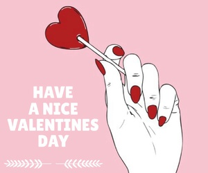day, happy, and valentine image
