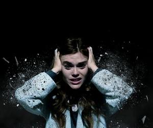 lydia martin, scream, and teen wolf image