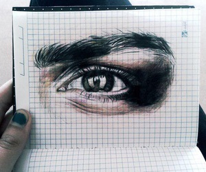 'eyes', 'art', and 'draw' image