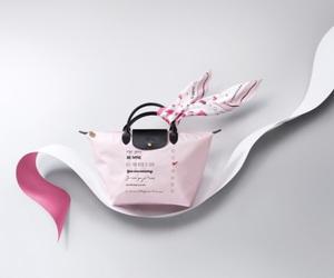 amour, bag, and Longchamp image