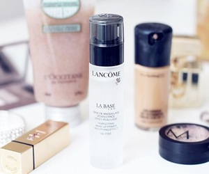 makeup, girl, and cosmetics image
