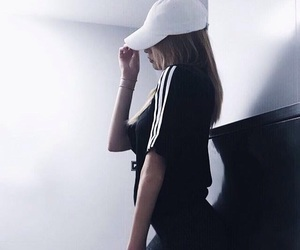 adidas, gorgeous, and pale image