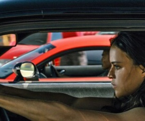 michelle rodriguez, fast and furious, and letty ortiz image