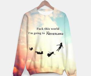 fashion, neverland, and peter pan image