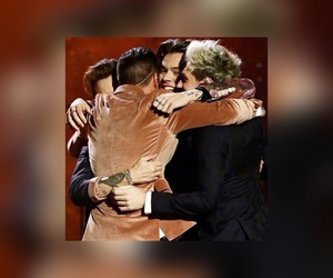 hug, louis, and styles image