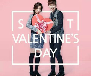 Ikon, pinkpunk, and Valentine's Day image
