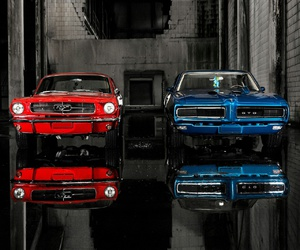 car, ford, and mustang image