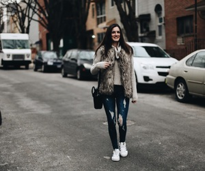 fashion, street style, and nyc image