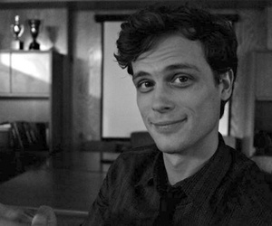 matthew gray gubler, criminal minds, and Matthew image
