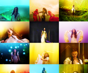 colors, edit, and legend of the seeker image