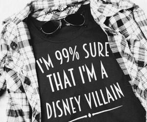 disney, shirt, and villain image