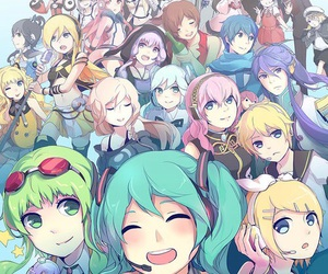 anime, sweet, and vocaloid image