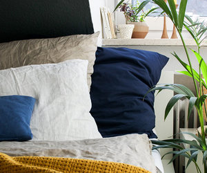 bed, layers, and plants image