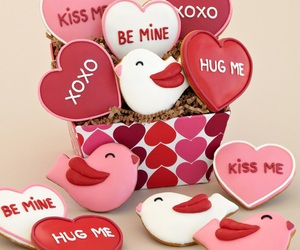 Cookies, kisses, and Valentine's Day image