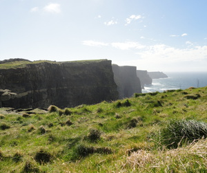 cliffs of moher, dublin, and galway image