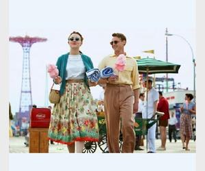 50's, beach, and Brooklyn image