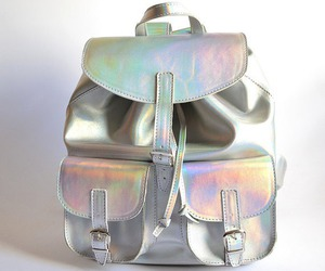 bag, grunge, and style image