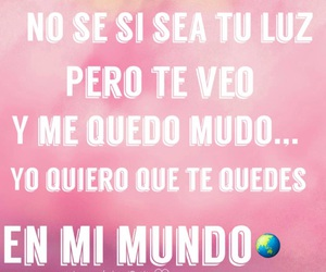 pink, quotes, and frases de amor image