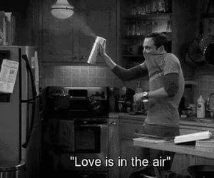 love, funny, and air image