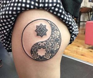 art, tattoo, and draw image