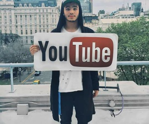 youtuber, youtube, and pdc image