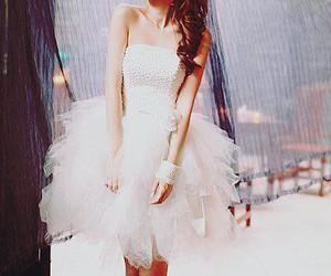 dress, pretty, and wonderful image