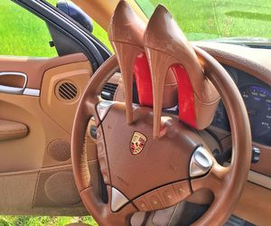 car, luxury, and shoes image
