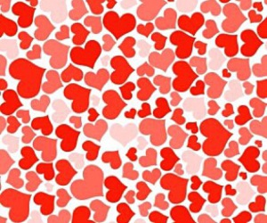 heart, hearts, and pattern image