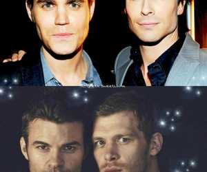 The Originals, stefan salvatore, and tvd image