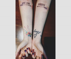 arms, cool, and harry potter image