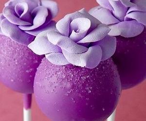 Dream, purple, and sweet image