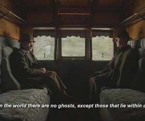 ghost, sherlock, and the abominable bride image