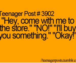 true dat and teenager post image