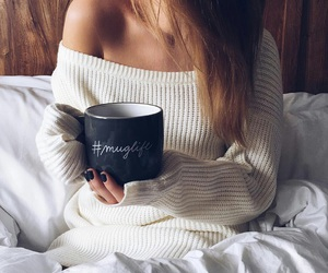 girl, cozy, and tumblr image