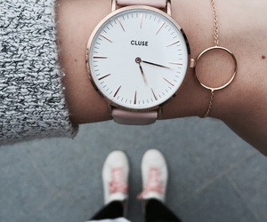 watch, rose, and armcandy image