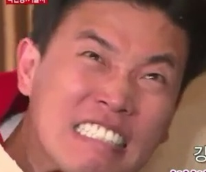 derp, funny, and korean image