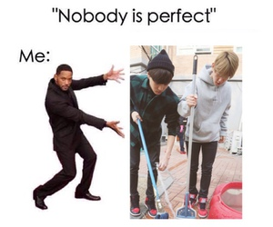 kpop, bts, and perfect image