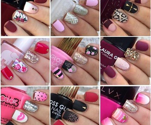 ideas, nail, and nails image