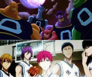 basket, knb, and kuroko no basket image