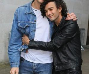 matty healy, cute, and the 1975 image