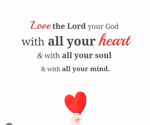 quote, god, and love image