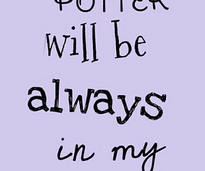always, jk rowling, and harry potter image