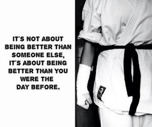 karate, sport, and love image