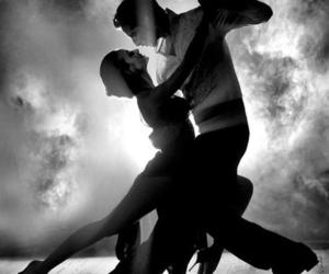 dance, couple, and tango image