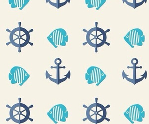 anchor, patterns, and wallpapers image